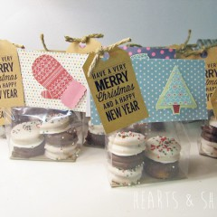 Handmade Gifts: Treat Bags