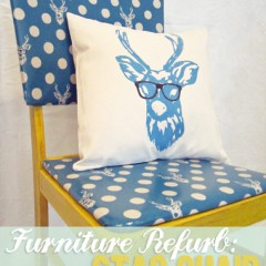 Furniture-Refurb-Stag-Chair-1-www.heartsandsharts.com