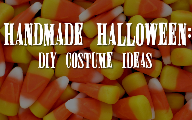 Handmade Halloween: DIY Costume Inspiration