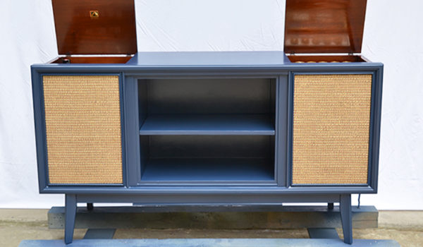 Vintage Media Console Update