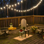 DIY Deck Lighting || Hearts & Sharts